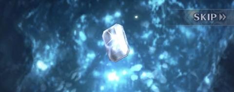 バーストの宝石