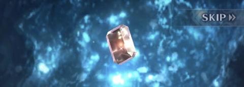 四角い宝石