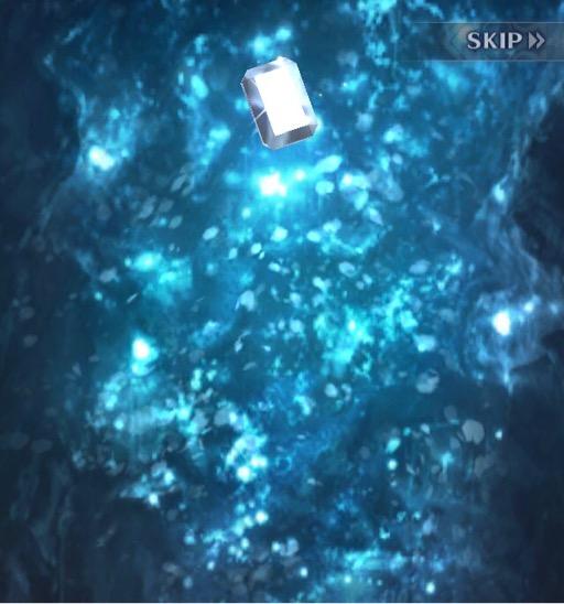 この輝く四角の宝石